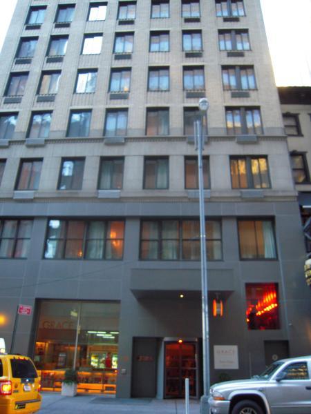 Room Mate Grace - Overnight New York