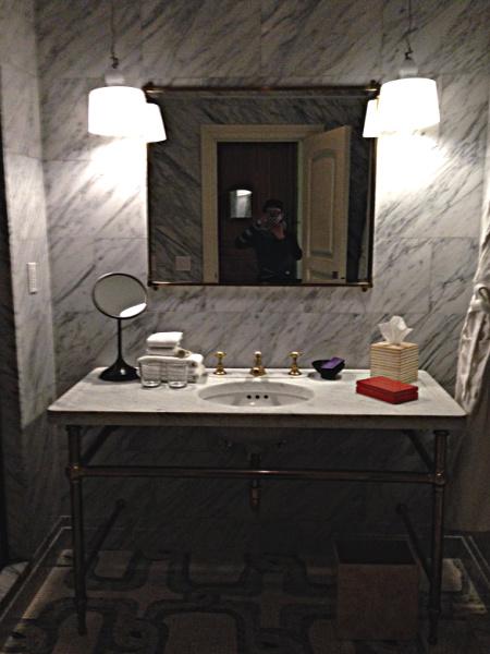 Greenwich Hotel - Overnight New York