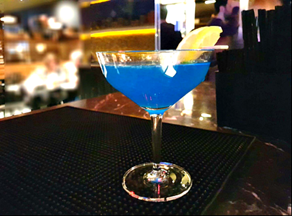 The Asset cocktail