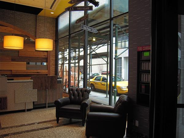 tryp new york times square south overnight new york. Black Bedroom Furniture Sets. Home Design Ideas
