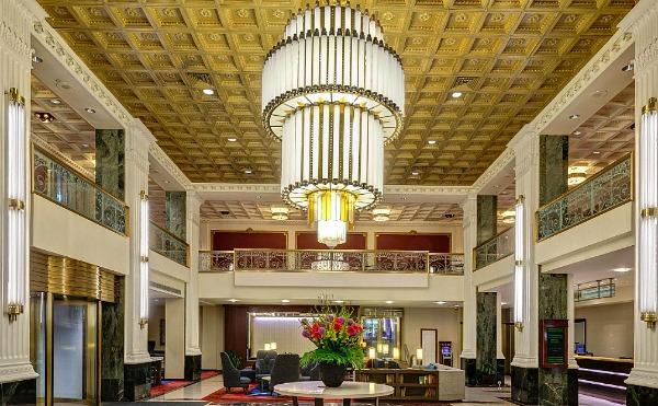 Wyndham New Yorker lobby